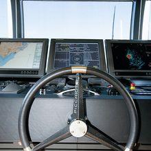 Exuma Yacht Wheel