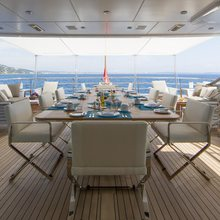 4You Yacht Upper Deck Aft
