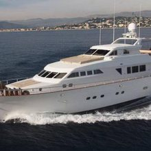 Serene Seas Yacht