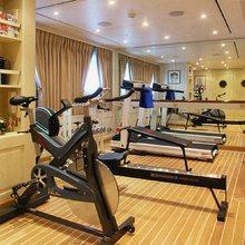 Leander G Yacht Gymnasium - Aerobic Equipment