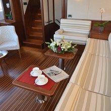 Sila Sibiri Yacht