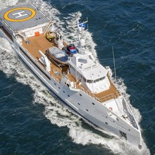 Game Changer Yacht