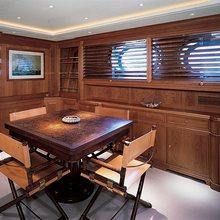 Norfolk Star Yacht Seating