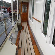 Elsa Yacht Side Terrace