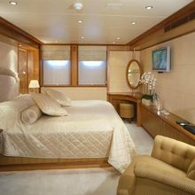 The Lady K Yacht VIP Stateroom