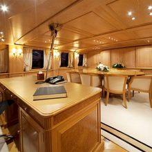 Enigma Yacht Study