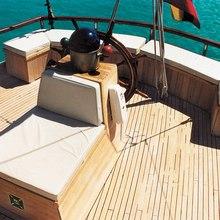 The Beagle Yacht