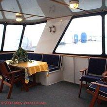Morning Mist Yacht