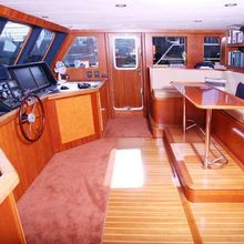 Voyager Yacht