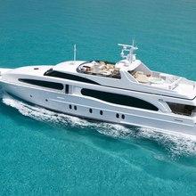 Dream Yacht Running Shot
