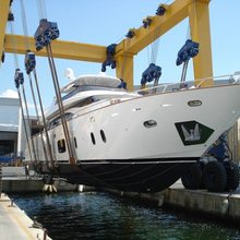 Efficient Propulsion Yacht