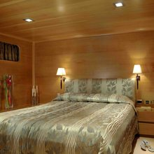 Something Cool Yacht VIP Stateroom