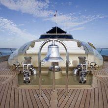Hokulani Yacht Detail - Bell