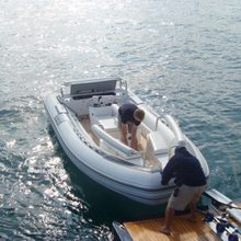 The Devocean Yacht Tender