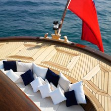 Talitha Yacht Sundeck
