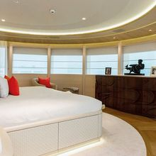 Here Comes The Sun Yacht Master Stateroom View