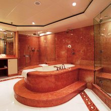 Turama Yacht Master Bathroom