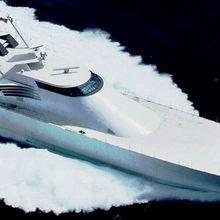 Destriero Yacht