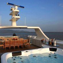 IAG 127 (Hull 3) Yacht