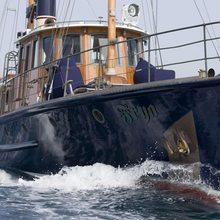 Frya Yacht