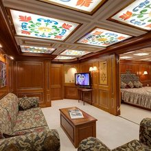 Al Mabrukah Yacht Stateroom