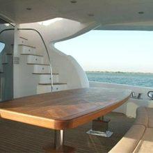 Archer Star Yacht