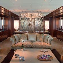 Blind Date Yacht Main Salon
