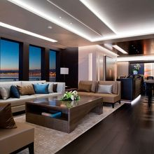 Mogambo Yacht Main Salon - Seating