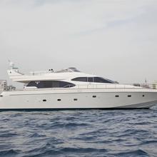 Aegean Eagle Yacht