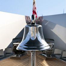 Exuma Yacht Ship's Bell