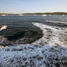 FAM Yacht Jet Skis
