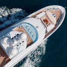Blind Date Yacht Overhead
