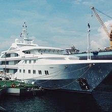 Toy Heaven Yacht