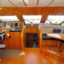 Mystic Star Yacht
