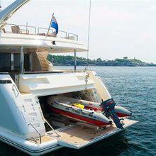 Happy Days Yacht