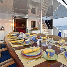 FAM Yacht Table Set