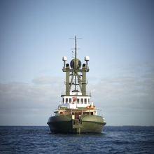 Sea Ranger Yacht