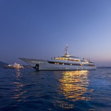 FAM Yacht Profile - Night