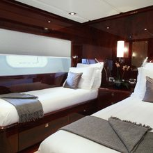 Valquest Yacht Twin Stateroom