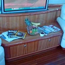 Sirius of Man Yacht