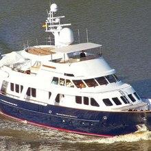 Moonshadow Noa Yacht