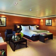 Turama Yacht Guest Stateroom