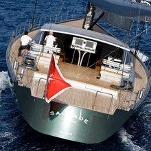 Saudade Yacht