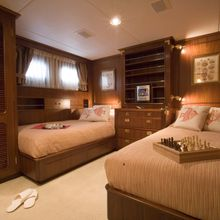 Constance Yacht Twin Stateroom