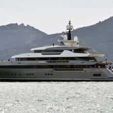 Attila Yacht