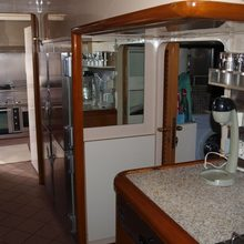 Paradis Yacht Galley