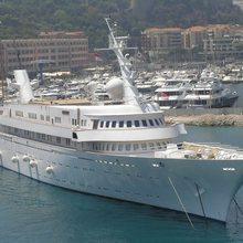 Atlantis II Yacht