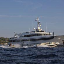 FAM Yacht Running Shot - Tender