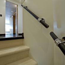 Achilles Yacht Stairway Detail