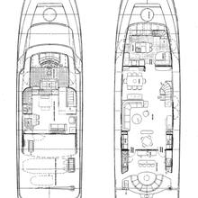 Empire Sea Yacht Deck Plans